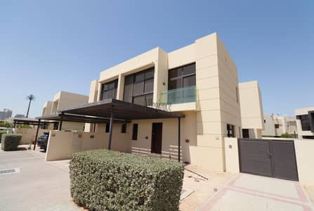 3 Bedroom Townhouse for Sale in DAMAC Hills (Akoya by DAMAC), Dubai - Green Patch View | Single Raw | Golf Community
