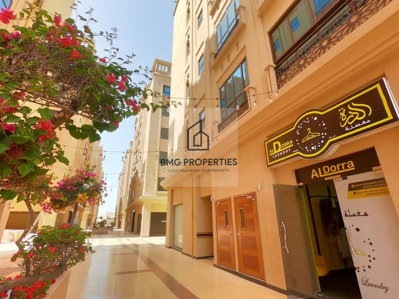 13 BRAND NEW 1 B/R HALL @ SAFA 1   1 MONTH FREE   AED 45K ONLY