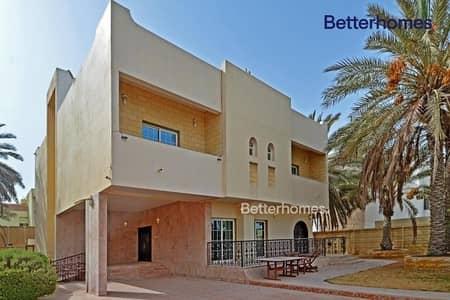 فیلا 5 غرف نوم للبيع في جميرا، دبي - 5 Bedroom|Independent|Pvt Pool| Jumeirah