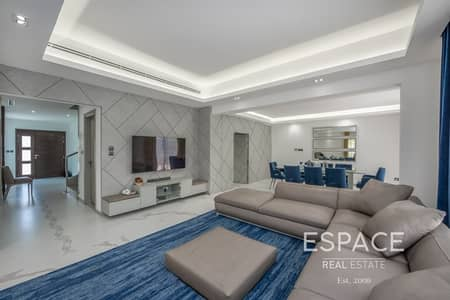 Fully Upgraded | Exclusive | 4 Bed+Maids