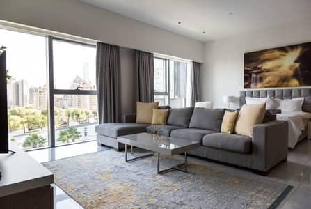 Studio for Rent in DIFC, Dubai - Next to Metro ● Urban Living ● Great View