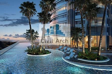 شقة 1 غرفة نوم للبيع في مجمع دبي ريزيدنس، دبي - Golden offer 645K FULLY FURNISHED+4 YEARS PAYMENT Q4 2022**