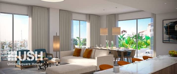 2 Bedroom Flat for Sale in Jumeirah, Dubai - 2BR Partial Marina & Sea View 25 | 75 Payment Plan