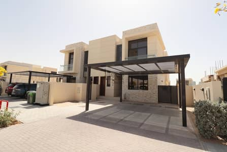 4 Bedroom Townhouse for Sale in DAMAC Hills (Akoya by DAMAC), Dubai - Exclusive Offer | Green Patch View | Golf Community