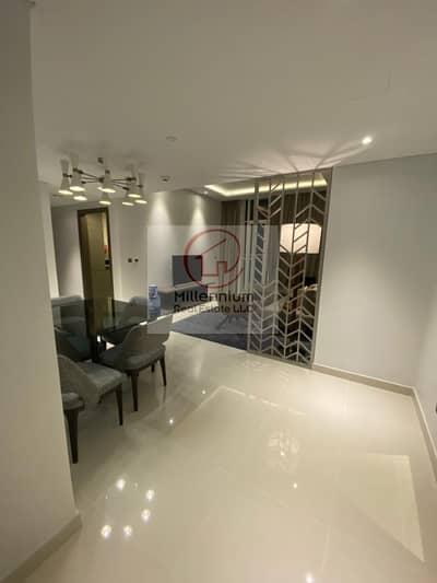 شقة فندقية 2 غرفة نوم للايجار في الخليج التجاري، دبي - 2 bedroom apartment for rent  in Damac Towers by Paramount