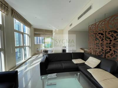 2 Bedroom Apartment for Rent in Dubai Marina, Dubai - Well Maintained Fully Furnished Near Metro
