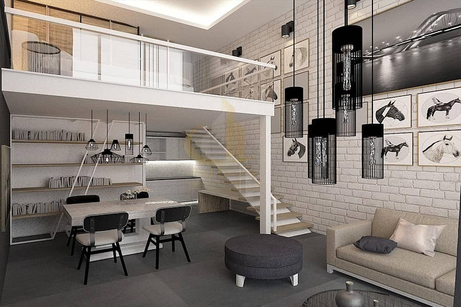2 Discounted Price | Pay 1% Monthly | Rukan Lofts