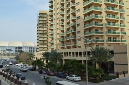 1 Bedroom Flat for Rent in Dubai Sports City, Dubai - GOLF VIEW I SPACIOUS 1 BHK I SEMI OPEN KITCHEN