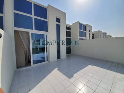 3 Bedroom Townhouse for Sale in Akoya Oxygen, Dubai - 3BR TOWN HOUSE AT AMARGO CLUSTER NEAR TO GOLF COURSE