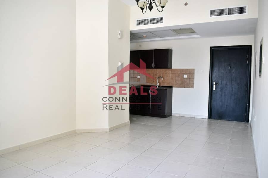 2 Huge Balcony | Community View  | 1 Bedroom for Rent available Rent