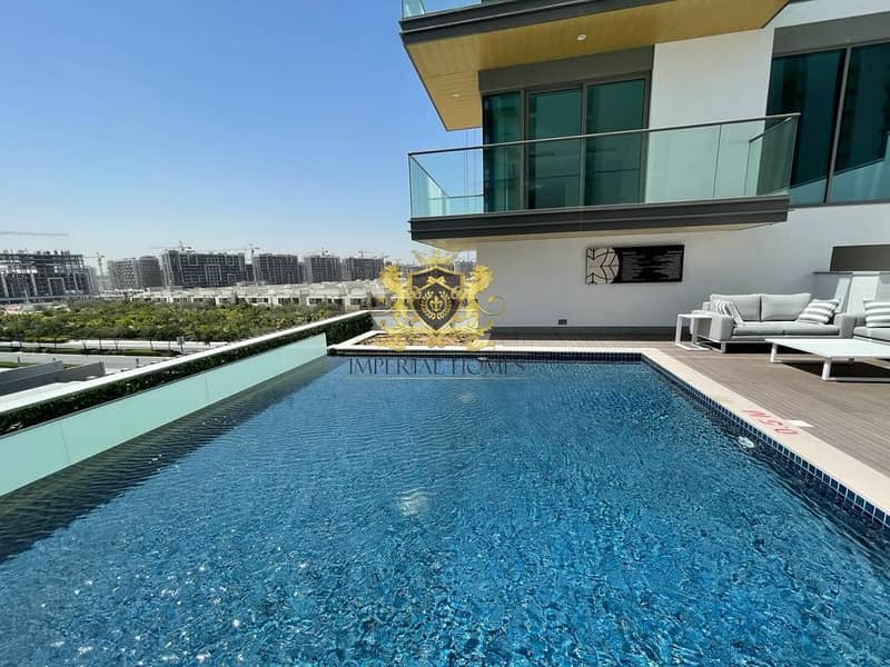 Brand New 2 Bed   Pool View   Chiller Free
