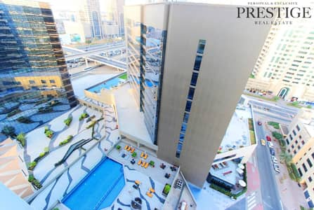 1 Bedroom Apartment for Rent in The Greens, Dubai - Onyx Tower | 03 layout | Free Month | High Floor