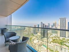 شقة في العنوان بوليفارد وسط مدينة دبي 1 غرف 2100000 درهم - 5071198