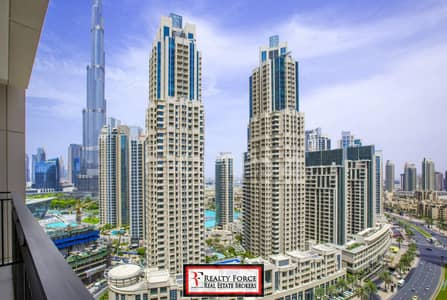 2 Bedroom Apartment for Sale in Business Bay, Dubai - BOULEVARD VIEW   2BR W/STUDY   LARGEST LAYOUT
