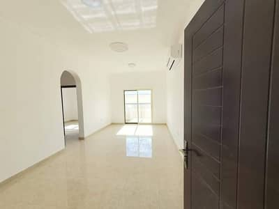 Studio for Rent in Al Rashidiya, Ajman - For rent in Ajman, a furnished studio in the Rashidiya area, close to Al-Ahlia School, close to the bus station, and close to the city police station