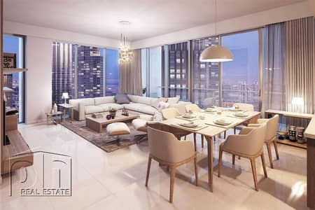 2 Bedroom Flat for Sale in Downtown Dubai, Dubai - New Development | Payment Plan Available