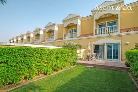 تاون هاوس 1 غرفة نوم للايجار في مثلث قرية الجميرا (JVT)، دبي - District 8  Newly Upgraded  Vacant April