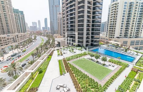 3 Bedroom Flat for Sale in Downtown Dubai, Dubai - Stunning | with Maid's Room | Mid Floor