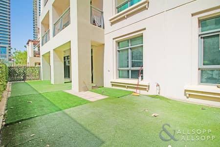 شقة 2 غرفة نوم للبيع في ذا فيوز، دبي - Large 2 Bed | Private Garden | Vacant Now