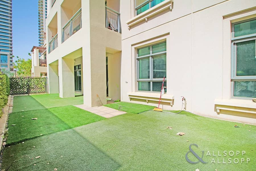 Large 2 Bed   Private Garden   Vacant Now