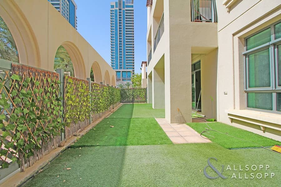 2 Large 2 Bed   Private Garden   Vacant Now