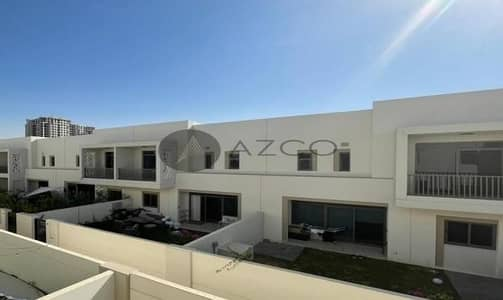 3 Bedroom Townhouse for Rent in Town Square, Dubai - 3 BR | Close to Pool and Park | Ready to Move