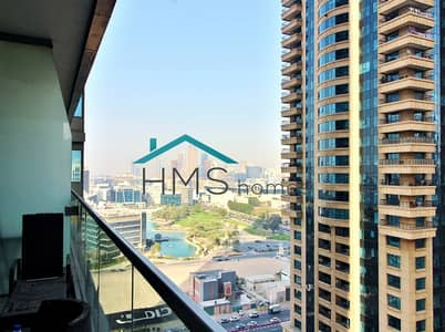 1 Bedroom Apartment for Rent in Dubai Marina, Dubai - 1BR Furnished Ocean Heights - From May 1
