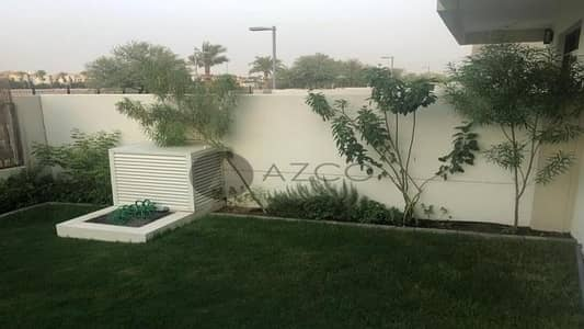 3 Bedroom Townhouse for Rent in Town Square, Dubai - Single Row | Spacious 3 BR | Maids room