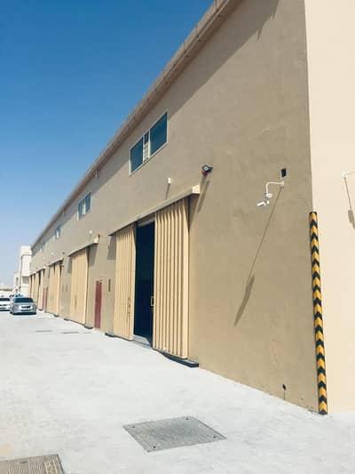 مستودع  للايجار في عجمان الصناعية، عجمان - مستودع في عجمان الصناعية 35000 درهم - 5071896