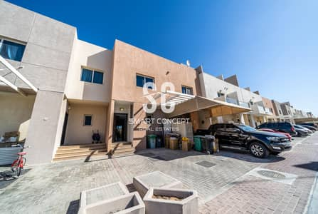2 Bedroom Villa for Rent in Al Reef, Abu Dhabi - Excellent Family Deal | 2BR+Study|Private Garden