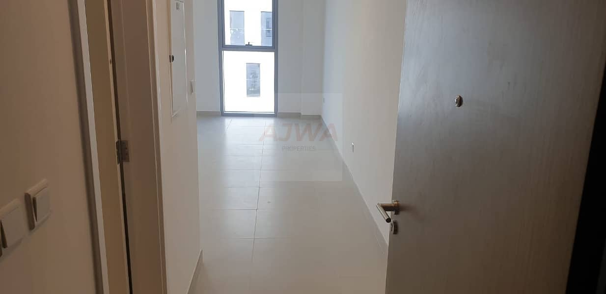 2 BRAND NEW 1 BHK WITHOUT BALCONY AT MID FLOOR