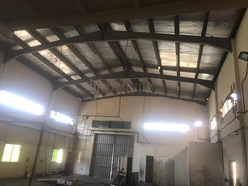 23 High Power Electricity Warehouse for rent In New Industrial Area