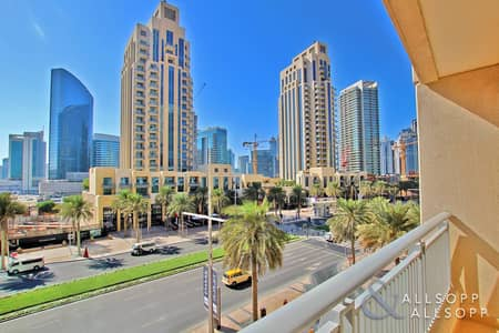 1 Bedroom Apartment for Sale in Downtown Dubai, Dubai - Boulevard View | 1 Bed | Rented Until May