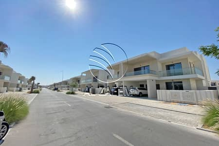 3 Bedroom Townhouse for Sale in Yas Island, Abu Dhabi - ?HOT | END Unit in Premium Location |  Big Plot ?