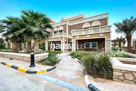 5 Bedroom Villa for Sale in Palm Jumeirah, Dubai - Brand New | Beach | Elevator | Jacuzzi | Pool