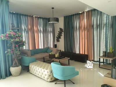 6 Bedroom Villa for Sale in Akoya Oxygen, Dubai - Fully Furnished   Spacious Unit   3BHK+Maid