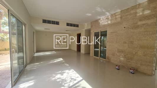 فیلا 5 غرف نوم للايجار في حدائق الراحة، أبوظبي - Luxurious 5 BR Deluxe Villa in Beautiful Community