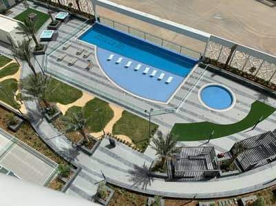 استوديو  للايجار في مجمع دبي للعلوم، دبي - Brand New | Studio | Full Pool View