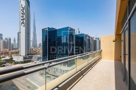 شقة 1 غرفة نوم للايجار في الخليج التجاري، دبي - Magnificent Apartment | High Floor Level