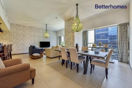 2 Bedroom Apartment for Rent in The Greens, Dubai - Mid Floor | Great View | 2 Parking | Unfurnished