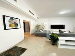شقة في شقق الحدائق أب تاون مردف مردف 2 غرف 1050000 درهم - 5072601