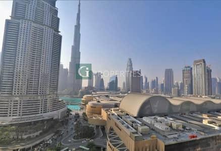 شقة 3 غرف نوم للبيع في وسط مدينة دبي، دبي - Burj Khalifa And Fountain View| Brand New