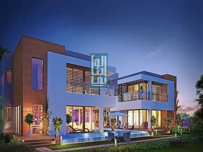 Plot for Sale in Mohammed Bin Rashid City, Dubai - Customized Your own space villa!  limited edition Forest & waterfront villa plot!