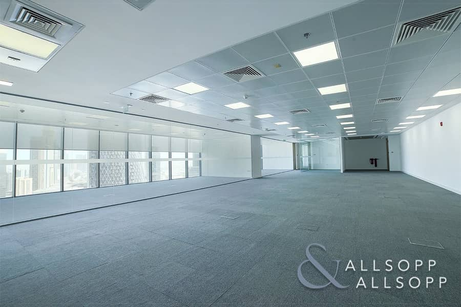 Fitted Office | High Floor Unit | DIFC <BR/>