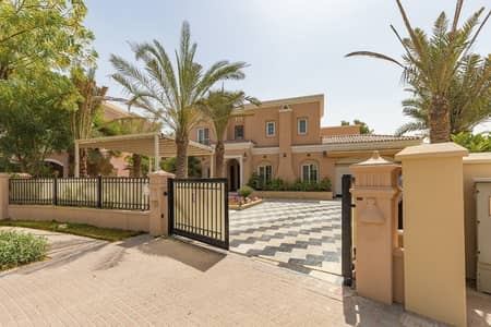 فیلا 6 غرف نوم للبيع في المرابع العربية، دبي - Mirador Type 18 | Upgraded | Extended | 6 Bedrooms