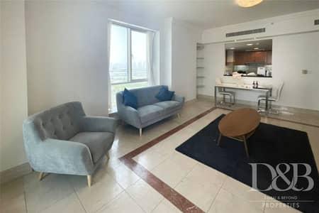 فلیٹ 2 غرفة نوم للايجار في دبي مارينا، دبي - Full Marina View   2 Bedroom   Furnished