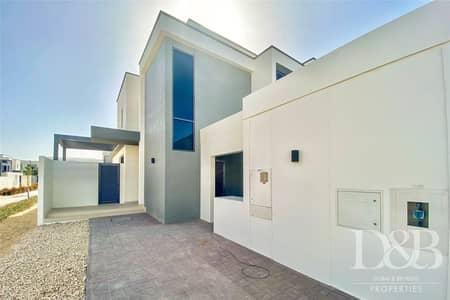 تاون هاوس 4 غرف نوم للايجار في دبي هيلز استيت، دبي - Ready Now | Corner Villa | Close to Entrance