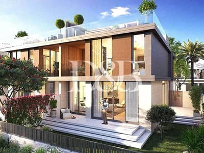 تاون هاوس 3 غرف نوم للبيع في دبي هيلز استيت، دبي - Resale Deal | 3 Bedrooms | Semi Detached Villa