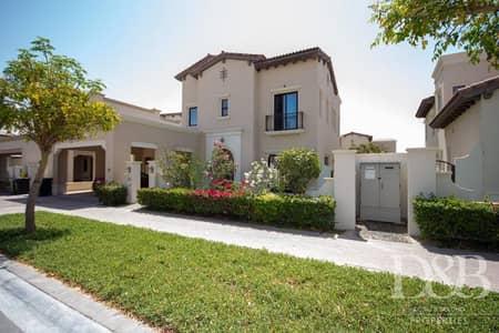 4 Bedroom Villa for Rent in Arabian Ranches 2, Dubai - Type 1 | 4 Bedroom | Available in June