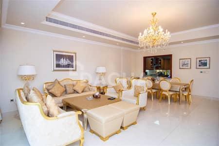 فلیٹ 2 غرفة نوم للبيع في نخلة جميرا، دبي - VIP Project / 2 BED / Spectacular View